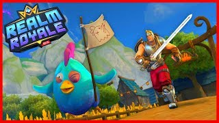 REALM ROYAL | Slovak GamePlay | Cheap Fortnite imitate?