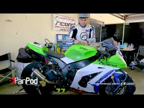 PainPod Physical Therapy | Mitchell Paynter Superbike Rider