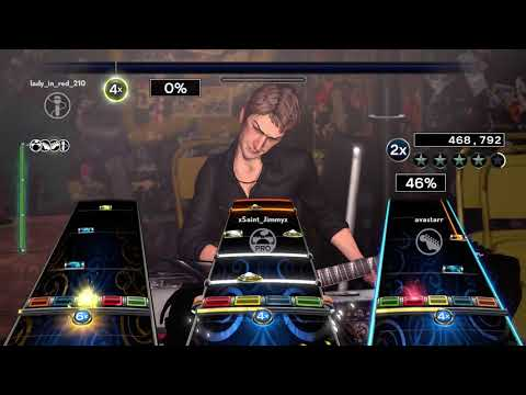 Rock Band 4 - I Fought the Law - The Clash - Full Band [HD]