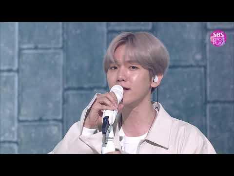 [지미집캠] 백현 'UN Village' 지미집 별도녹화│BAEKHYUN JIMMY JIB STAGE│@SBS Inkigayo_2019.7.14