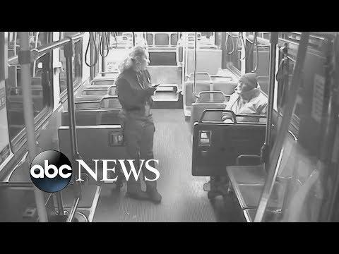 Milwaukee bus driver lauded for helping homeless passenger