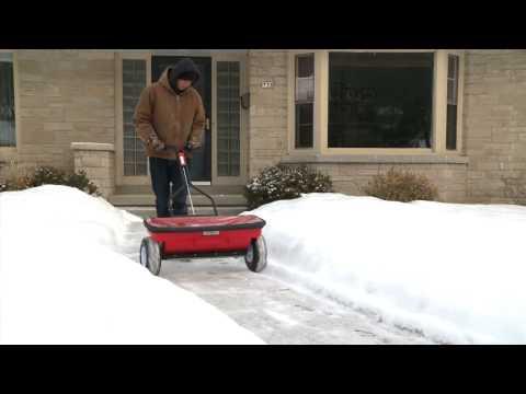 WESTERN Snowplows - Walk-Behind Spreaders
