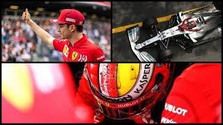 Как решить проблему Леклера, героизм Льюиса на грани нытья (Гран-При Монако 2019 Формула-1)