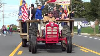 Inaugural Southwick Farm Parade brings animals, family and vintage tractors to town