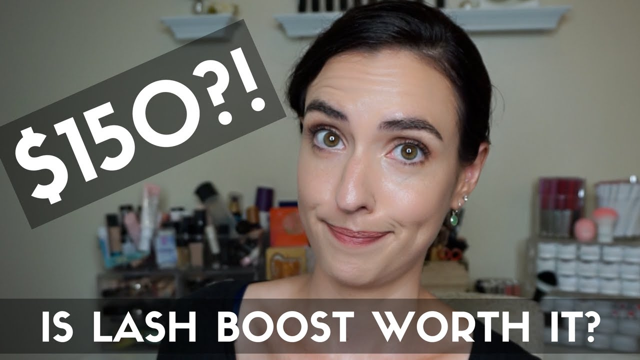 65298f061d9 Is Lash Boost Worth It? | Full Review After 12 Weeks Of Use - YouTube