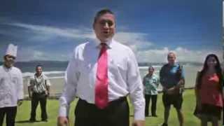 BIBA GVB & BIBA GUAM! Governor Eddie Baza Calvo