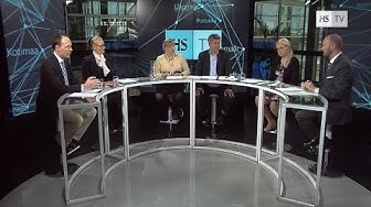 Perussuomalaisten puheenjohtajatentti | HSTV 22.5.2017
