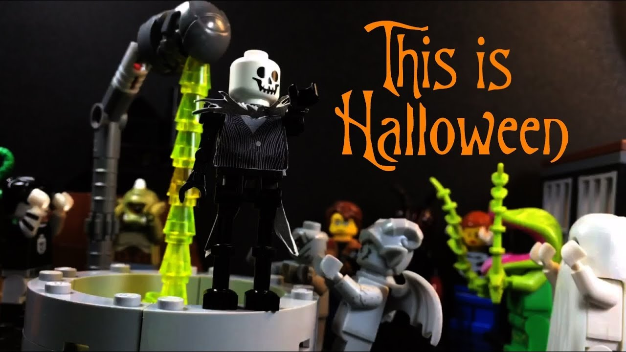 Nightmare Before Christmas Lego Set. lego ideas product ideas ...