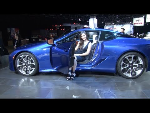 2018 North American International Auto Show Opens in Detroit