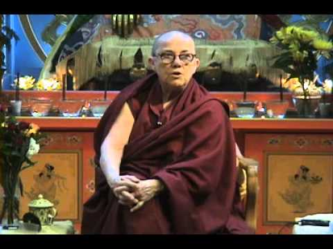 Session 2 - Venerable Robina on the Nature of Mind