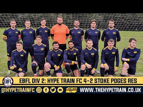 EBFL 2019/20 - Division 2 (Match 4): Hype Train FC vs. Stoke Poges Saints' Reserves