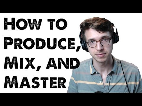 How to Produce, Mix, and Master a Jazz Hip Hop Beat