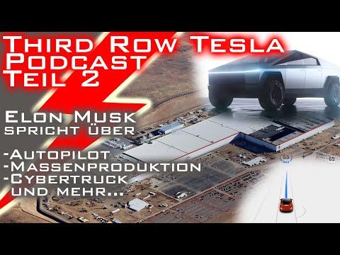 Third Row Tesla