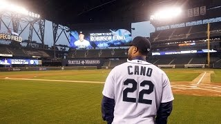 Robinson Cano 2014 Mariners Highlights