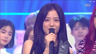 BLACKPINK - '뚜두뚜두 (DDU-DU DDU-DU)' 6th win 0701 SBS Inkigayo