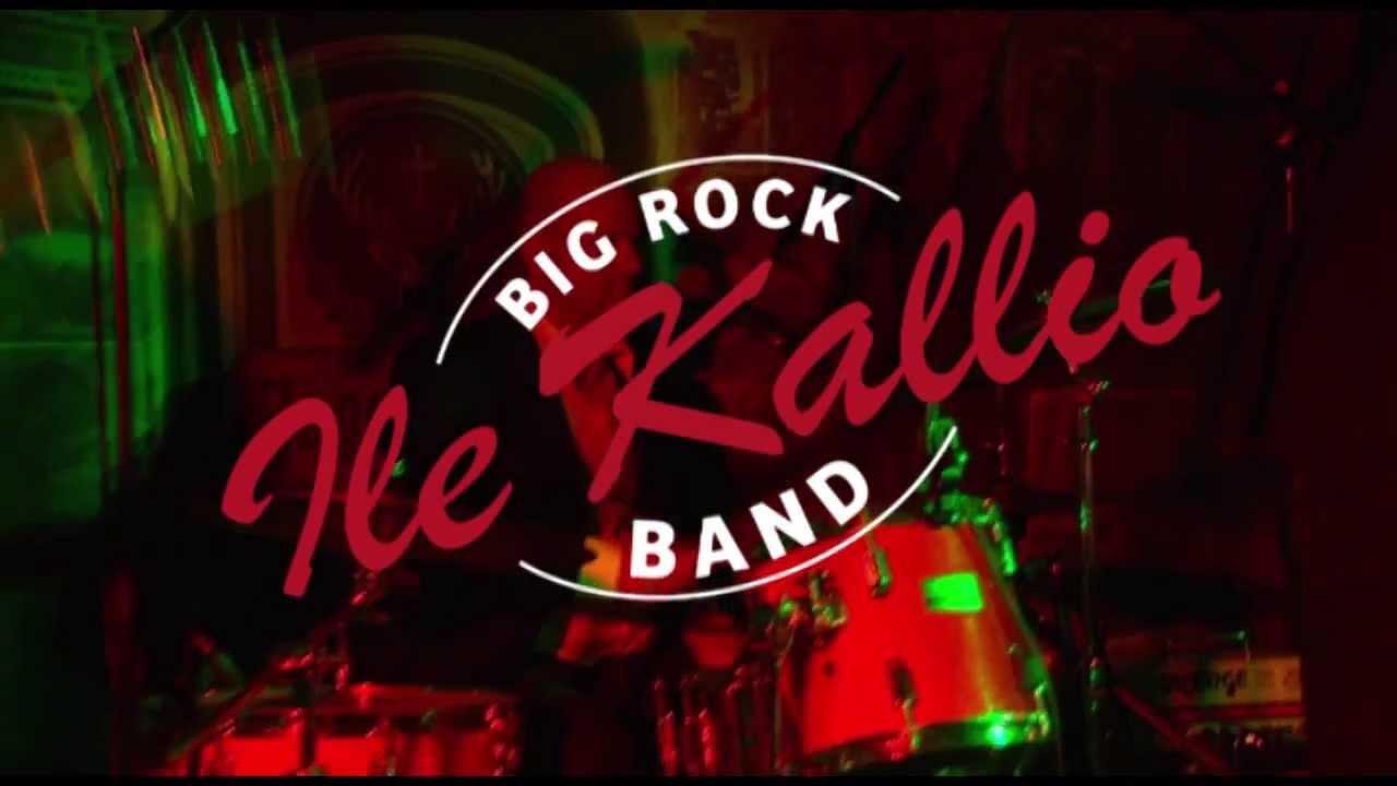 Ile Kallio Big Rock Band