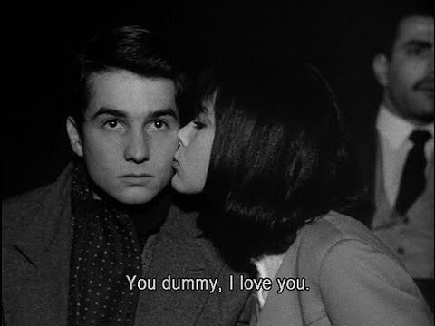 Jean-Luc Godard's Reflexive Sound in Masculin Féminin (1966) from YouTube · Duration:  1 minutes 40 seconds