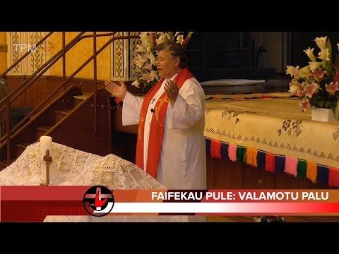 1st Combine Service Tonga Parish 2017