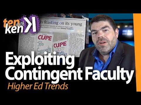 Adjunct & Contingent Faculty