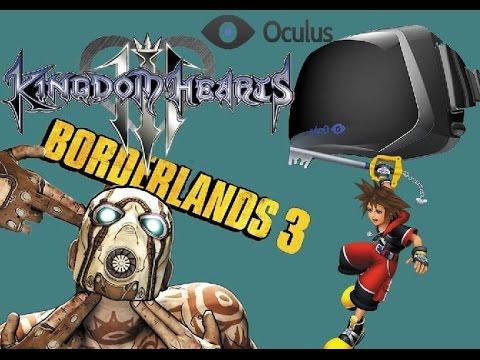 NOTIBLOG borderlands 3 por salir, tecnologia de realidad virtual y mucho mas