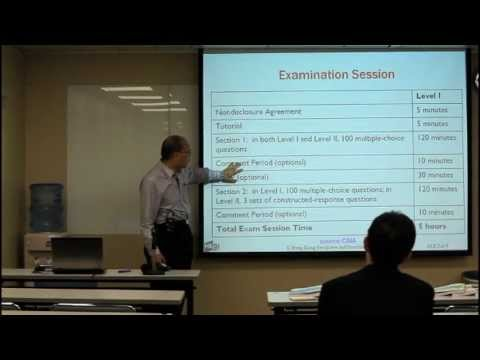 HKSI CAIA Exam Preparatory Course - An Overview