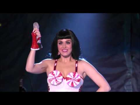 Intro and Teenage Dream (The California Dreams Tour DVD)