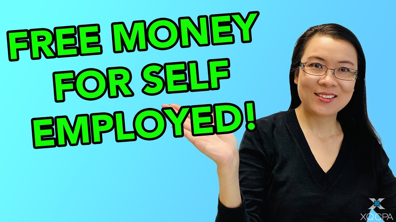 Free Money For Self-Employed!