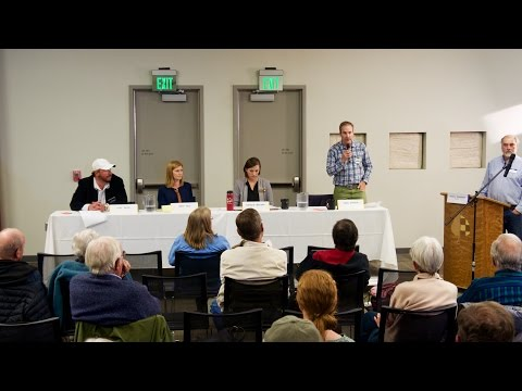 Teton County Commission Candidates