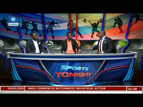 Analysing Nigeria's Group D Fixtures In 2018 FIFA World Cup Pt 1 | Sports Tonight |
