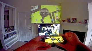 Mi proyector y Moto Z vs Note 7 y Chromecast - Ventajas y desventajas