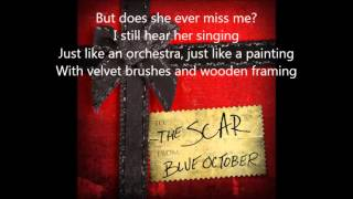 Watch Blue October The Scar video