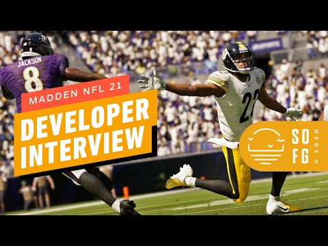 Madden NFL 21 Dev Discusses Xbox Series X, PS5 Upgrades   Summer of Gaming 2020