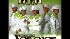Popurri Cumbias - Juan Acuña Y El Terror Del Norte