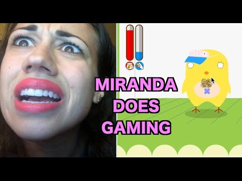 MIRANDA DOES GAMING - Can Your Pet