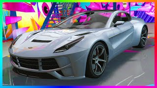 GTA 5 DLC NEW SEVEN70 CAR SPENDING SPREE, CUSTOMIZATION, SHOWCASE, SPEED TEST & MORE! (GTA ONLINE)