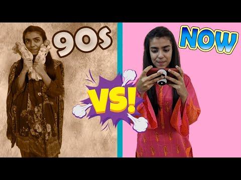 GIRLS: 90s Vs