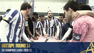 Mixtape | Round 14 | EHF Champions League 2020/21