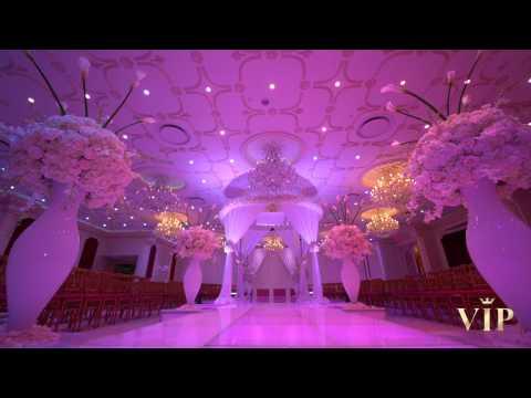 Wedding Reception Of Robert & Angelika 2017  @ Illagio Decor By ViP