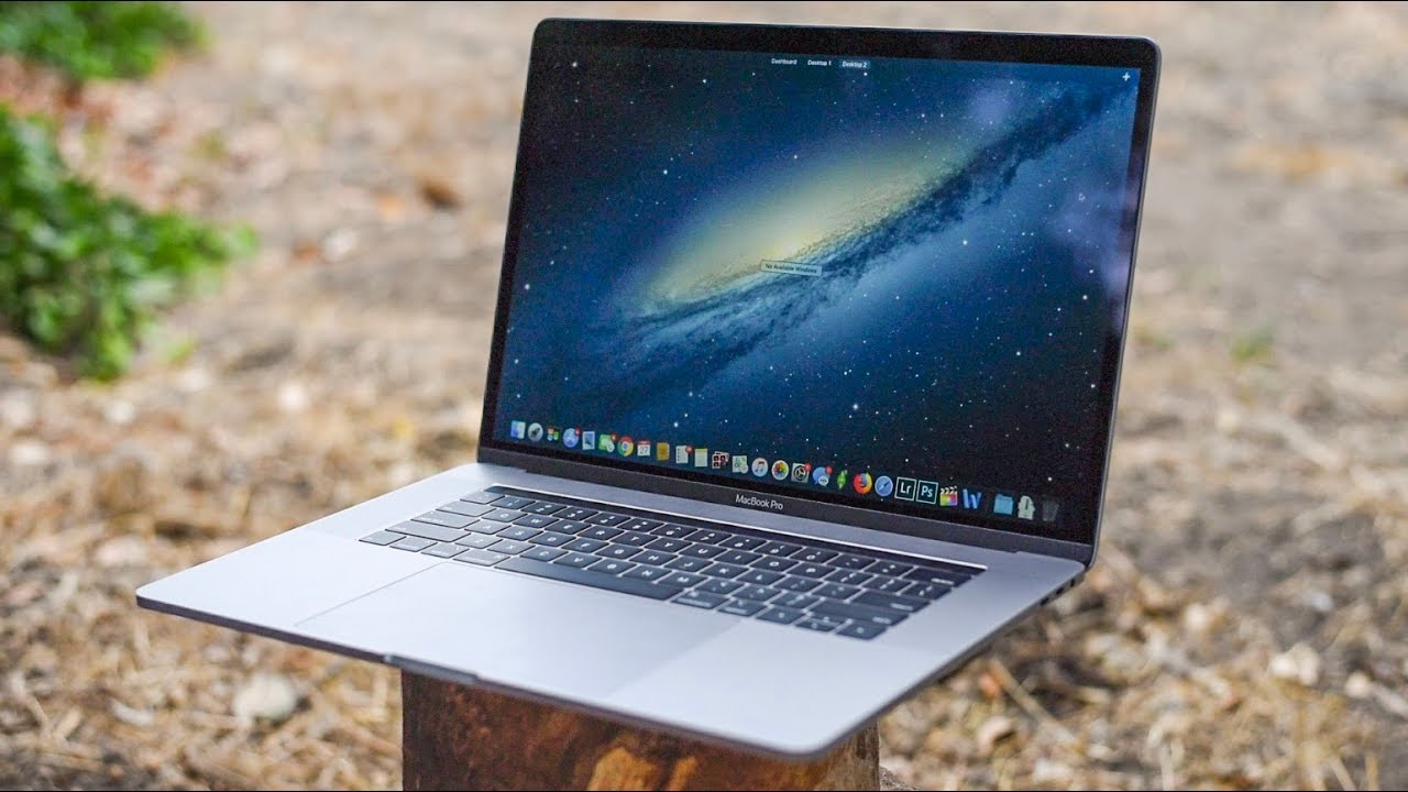 """MacBook Pro 15"""" (2019) 8-Core i9 - Unboxing & Review - YouTube"""