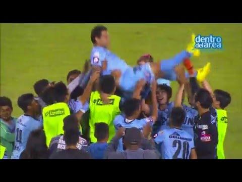 Despedida Cristian Bogado   Deportes Iquique 2015
