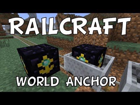 minecraft railcraft world spike