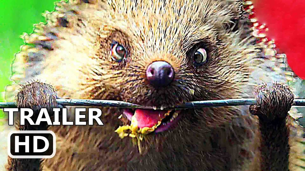 PЕTER RABBІT Trailer # 2 (2018) Margot Robbie, Daisy Ridley New Animation Movie HD