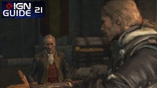 Assassin's Creed 4: Black Flag - Sequence 05 Memory 01: The Forts