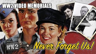 The TimeGhost WW2 Memorial for the Heroes of a Great Generation - WW2 Public Service Announcement