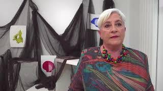 Maribel de Lama, tapiz eta pintura erakusketa. 2018 apirila