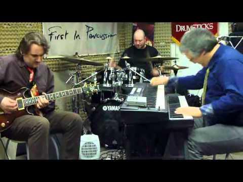 E-Funk - Tehtube Hammond Trio 2012