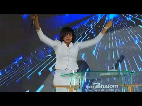 Eglise Shalom Haiti(Live Sr Ruth Alfred, Ta presence manifeste)
