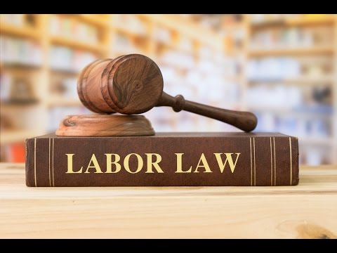 An  Overview of Bangladesh Labor Law