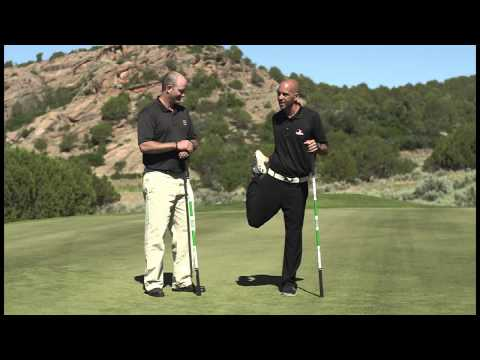 Discover Golfer's Toolbox Stretching Pole Features & Exercises