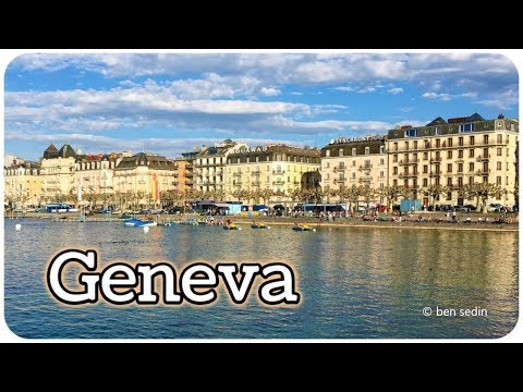 Geneva, Switzerland – travel video Full HD